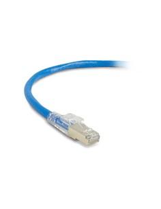 Black Box 15ft Cat6a 4.5m F/UTP (FTP) Sininen verkkokaapeli Black Box C6APC80S-BL-15 - 1
