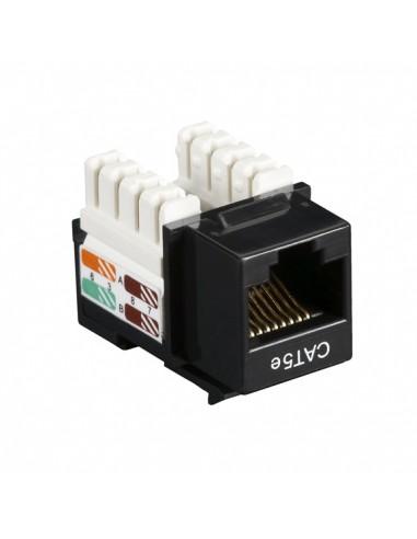 Black Box 10x Value Line Cat5e Black Box CAT5EJ-BK-10PAK - 1