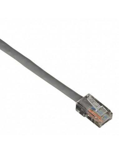 Black Box CAT5EPC-B-015-GY verkkokaapeli 4.57 m Cat5e U/UTP (UTP) Harmaa Black Box CAT5EPC-B-015-GY - 1
