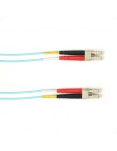 Black Box EFE350-005M-AQ-R valokuitukaapeli 5 m OM3 LC Aqua Black Box EFE350-005M-AQ-R - 1
