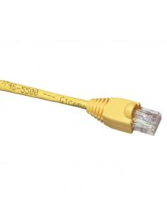 Black Box CAT5e UTP 1.8m verkkokaapeli 1.8 m U/UTP (UTP) Keltainen Black Box EVCRB84-0006 - 1