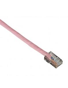 Black Box Cat5e UTP 0.3m U/UTP (UTP) Vaaleanpunainen verkkokaapeli Black Box EVNSL06E-0001 - 1