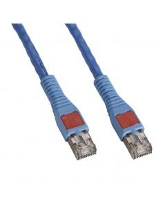 Black Box CAT6a UTP 1.5m verkkokaapeli 1.5 m U/UTP (UTP) Sininen Black Box EVNSL6A-71-BS-0005 - 1