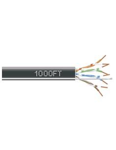 Black Box EYN861A-PB-1000 verkkokaapeli 304.8 m Cat5e Musta Black Box EYN861A-PB-1000 - 1