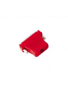 Black Box FA4525M-RD kaapeli liitäntä / adapteri DB25 RJ45 Punainen Black Box FA4525M-RD - 1