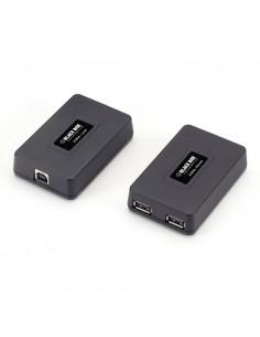 Black Box IC282A verkkolaajennin Verkkolähetin ja -vastaanotin Musta Black Box IC282A - 1