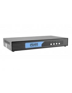 Smart-AVI SDPN-4S-P KVM-kytkin Musta Black Box SS4P-SH-DP-UCAC - 1