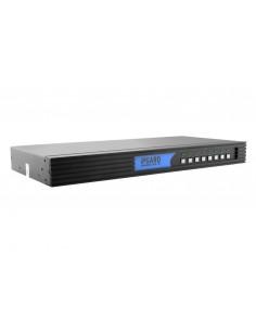 Black Box Blackbox Secure Km Switch, 8-port, Usb, Cac Black Box SS8P-KM-UCAC - 1