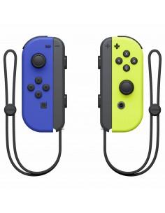 Nintendo Joy-Con Pad-ohjain Switch Analoginen/Digitaalinen Bluetooth Musta, Sininen, Keltainen Nintendo 10002887 - 1