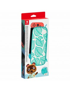 Nintendo 10003984 kannettavan pelikonsolin suojakotelo Vihreä, Valkoinen Nintendo 10003984 - 1