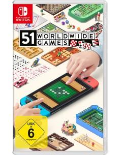 Nintendo 51 Worldwide Games Switch Saksa, Englanti Nintendo 10004547 - 1