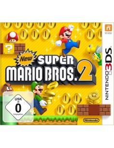Nintendo New Super Mario Bros. 2 videopeli 3DS Saksa Nintendo 2223240 - 1