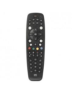 One For All URC 2981 kauko-ohjain IR Langaton Ääni, AUX1, DVD/Blu-ray, SAT, TV, VCR Painikkeiden painaminen Oneforall URC2981 -