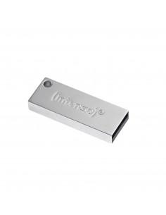 Intenso Premium Line USB-muisti 16 GB USB A-tyyppi 3.2 Gen 1 (3.1 1) Hopea Intenso 3534470 - 1