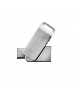 Intenso cMobile Line USB-muisti 16 GB USB Type-A / Type-C 3.2 Gen 1 (3.1 1) Hopea Intenso 3536470 - 1