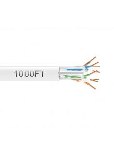 Black Box GigaTrue Cat6a verkkokaapeli 304.8 m U/UTP (UTP) Valkoinen Black Box C6ABC50-WH-1000 - 1