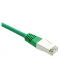 Black Box CAT6A-GRN-5M verkkokaapeli S/FTP (S-STP) Vihreä Black Box CAT6A-GRN-5M - 1