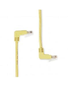 Black Box Cat6, UTP, 15ft verkkokaapeli 4.5 m U/UTP (UTP) Keltainen Black Box EVNSL246-0015-90DU - 1