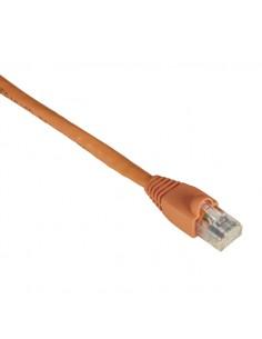 Black Box 3m UTP Cat6 verkkokaapeli U/UTP (UTP) Oranssi Black Box EVNSL649-0010 - 1