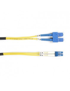 Black Box FOSM-LSZH-002M-SCLC valokuitukaapeli 2 m OS2 SC LC Keltainen Black Box FOSM-LSZH-002M-SCLC - 1