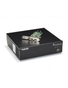 Black Box ICSS-2U-PU-N-H 2.5 GHz G540 Musta Linux 4.2 kg Black Box ICSS-2U-SU-N-H - 1