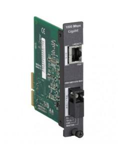 Black Box LGC5845C-R3 Sisäinen 1000Mbit/s 1550nm Yksittäistila Musta verkon mediamuunnin Black Box LGC5845C-R3 - 1