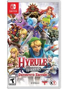 Nintendo Hyrule Warriors: Definitive Edition Switch Lopullinen Nintendo 2523140 - 1