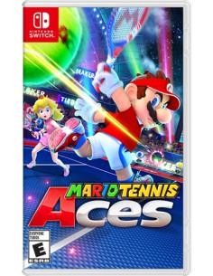 Nintendo Mario Tennis Aces Switch Perus Nintendo 2523240 - 1