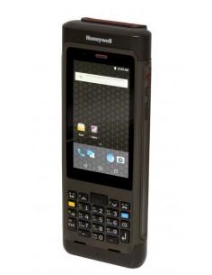 "Honeywell Dolphin CN80 mobiilitietokone 10.7 cm (4.2"") 854 x 480 pikseliä Kosketusnäyttö 500 g Musta Honeywell CN80-L0N-1EN122E"