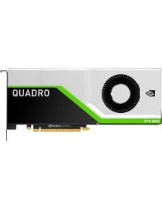 Fujitsu NVIDIA Quadro RTX 8000 48 GB GDDR6 Fujitsu Technology Solutions S26361-F2222-L805 - 1