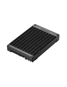 QNAP QDA-UMP tallennusaseman kotelo SSD-kotelo Musta U.2 Qnap QDA-UMP - 1