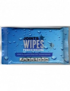 JOINTS Wipes - Puhdistusliina desinfiointiin 80kpl  WIPE200x10-Pack - 1
