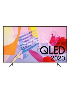 Samsung 43inch Q64 QLED 4K TV Samsung QE43Q64TAUXXC - 1