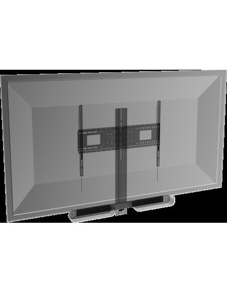 Vision VFM-WVC/RSB kaiutinteline Tv:n kiinnike Terästä Musta Vision VFM-WVC/RSB - 2