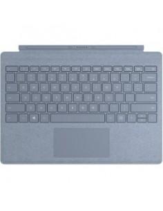 Microsoft Surface Pro Signature Type Cover Blå port QWERTZ tyska Microsoft FFQ-00125 - 1