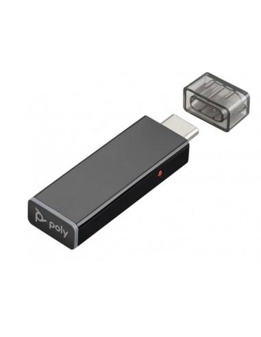 Poly D200 Usb-c Savi Adapter Dect Accs Uk/eu/at/nz Poly 209850-02 - 1
