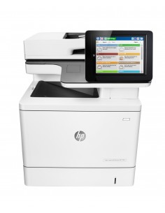 HP Color LaserJet Enterprise M577dn laser A4 1200 x DPI 38 ppm Hp B5L46A#B19 - 1