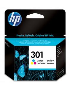 HP 301 Tri-color Ink Cartridge Original Cyan, Magenta, Gul Hp CH562EE#301 - 1