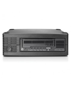 Hewlett Packard Enterprise StoreEver LTO-6 Ultrium 6250 External tape drive 2500 GB Hp EH970A#ABB - 1