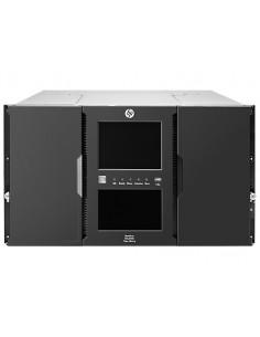 Hewlett Packard Enterprise StoreEver MSL6480 nauhan automaattilataaja ja kirjasto 240000 GB 6U Hp QU625A - 1
