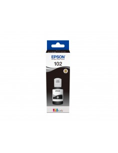 Epson 102 EcoTank Pigment Black ink bottle Epson C13T03R140 - 1