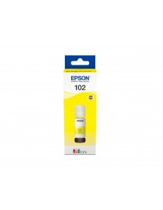 Epson 102 EcoTank Yellow ink bottle Epson C13T03R440 - 1