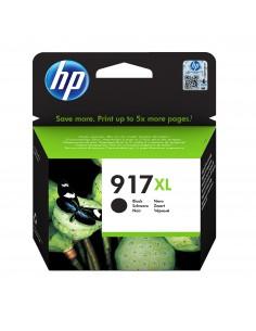 HP 917XL 1 kpl Alkuperäinen Korkea (XL) värintuotto Musta Hp 3YL85AE#BGX - 1