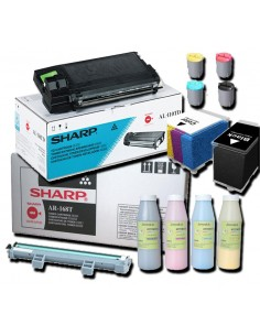 Sharp MX-27GTYA värikasetti 1 kpl Alkuperäinen Keltainen Sharp MX27GTYA - 1