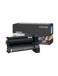 Lexmark 10B042K värikasetti 1 kpl Alkuperäinen Musta Lexmark 10B042K - 1