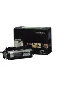 Lexmark T64x Return Programme Cartridge Alkuperäinen Musta Lexmark 64016SE - 1