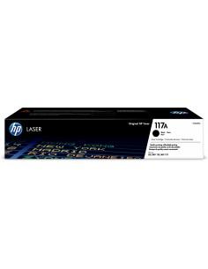 HP 117A Alkuperäinen Musta 1 kpl Hq W2070A - 1