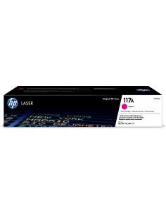 HP 117A Alkuperäinen Magenta 1 kpl Hq W2073A - 1
