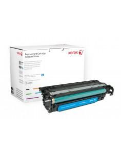 Xerox , syaani. Vastaa tuotetta HP CE401A. Yhteensopiva avec Colour LaserJet M551DN, M551-tulostimen kanssa Xerox 006R03009 - 1