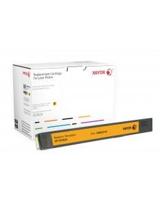 Xerox Värikasetti, keltainen. Vastaa tuotetta HP CB382A. Yhteensopiva avec Colour LaserJet CM6030 MFP, CP6015-tulostimen kanssa